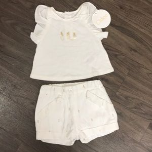 Chloe adorable outfit 3M